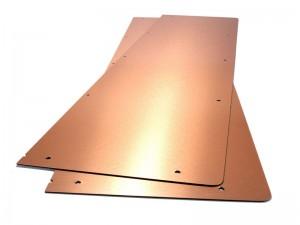 Decoration Material Made of Copper-aluminum