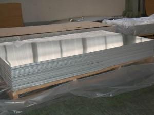 5083 marine grade aluminium plate