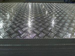 3000 Diamond Aluminum Tread Plate