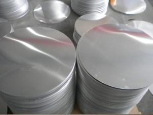 Aluminum circle 1050 1100 1200 3003-O