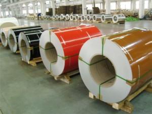 PVDF Coated Aluminum Coil